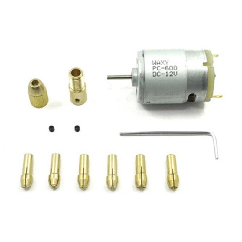 dremel mini drill press stand machine mini hand drill chuck12v dc motor drill wood cordless drill bit set small collet chuck