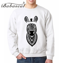 Babaseal Zebra Long Sleeve Xxxxl Hoodies Hoody Sweatshirt With Pants New Men Lol Hoodie Camouflage Mens Clothing