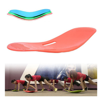 Yoga Balance Board Fit Twist Fitness Exercise Workout Foot Leg Body Training For Twisting Waist Keep Slim