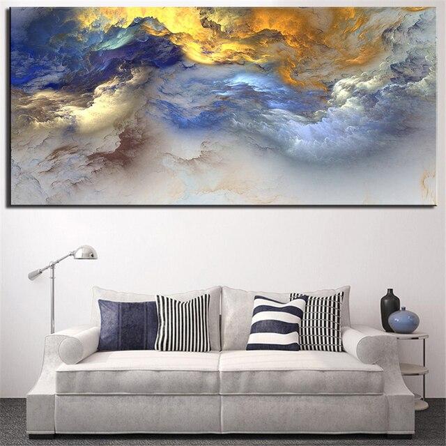 Abstrakte Kunst Leinwand malerei, abstrakte kunst, leinwand wandkunst, glückliches zuhause