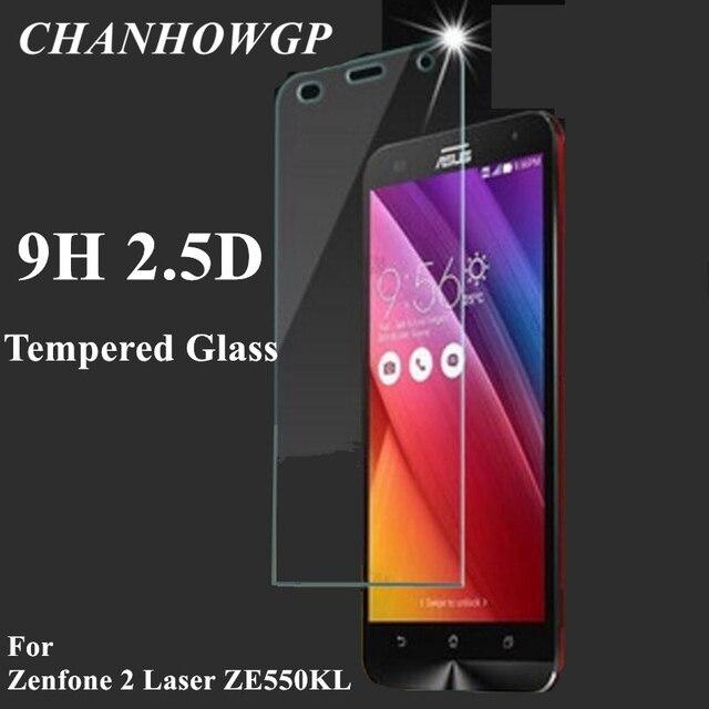 9H 25D Tempered Glass For Asus Zenfone 2 Laser ZE551KL Screen Protector