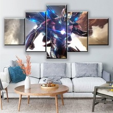 HD Print Home Modern Wall Avengers Endgame Movie 5 Piece Paintings Art Decor Canvas Painting Room Artwork