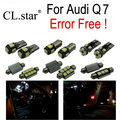22pc X perfect replacement canbus error free LED bulb Interior Lights Kit Package for  Audi Q7  (2005-2014)