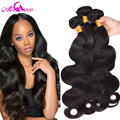 7A Virgin Hair Indian Body Wave 4 Bundle Deals Indian Human Weave Hair Raw Indian Body Wave Cheap Indian Virgin Hair Extensions