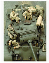 1/35 Resin Figuur Model Kit Unassambled Unpainted 35
