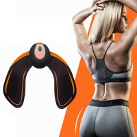 EMS Hips Muscle Stimulator Belt Abs Fitness Buttock Toner Trainer Pygal Body Slimming Massager Shape The Buttocks For Women