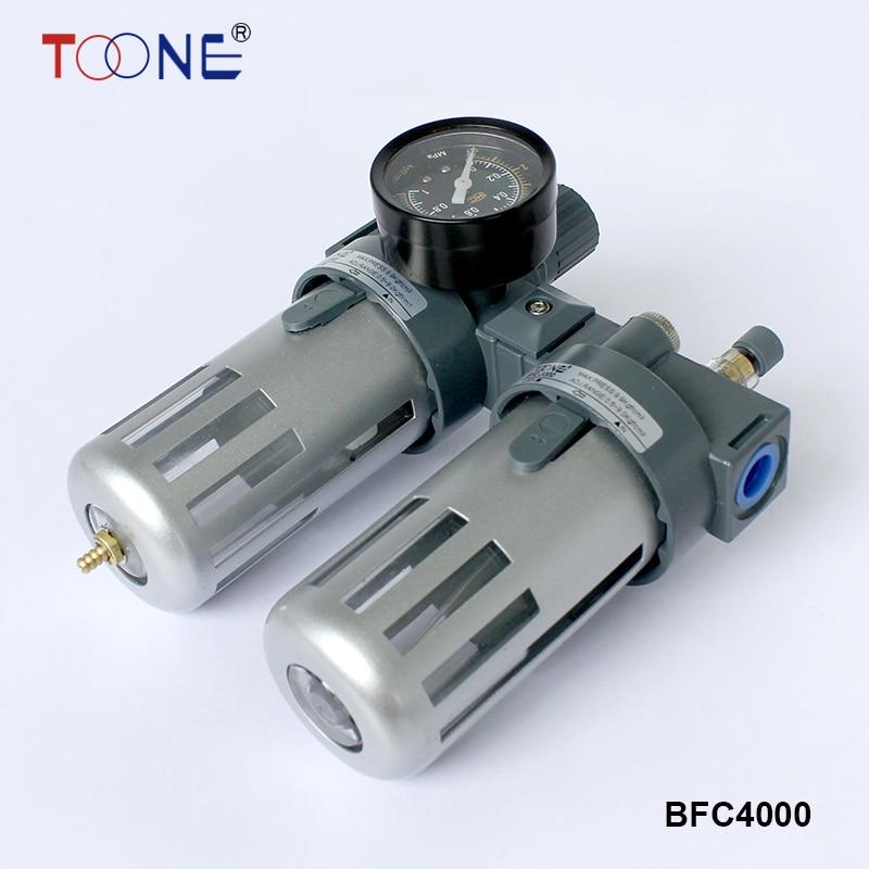 buy bfc4000 air pressure regulator oil water separator filte. Black Bedroom Furniture Sets. Home Design Ideas