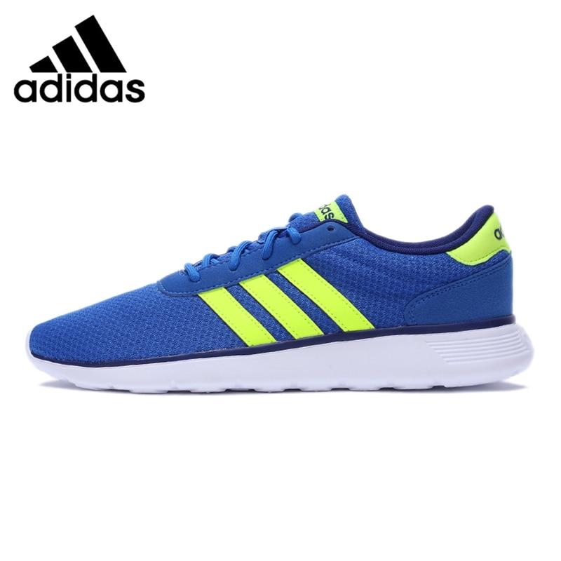 Prix pour Original Nouvelle Arrivée Adidas NEO Étiquette LITE RACER Hommes de Planche À Roulettes Chaussures Sneakers
