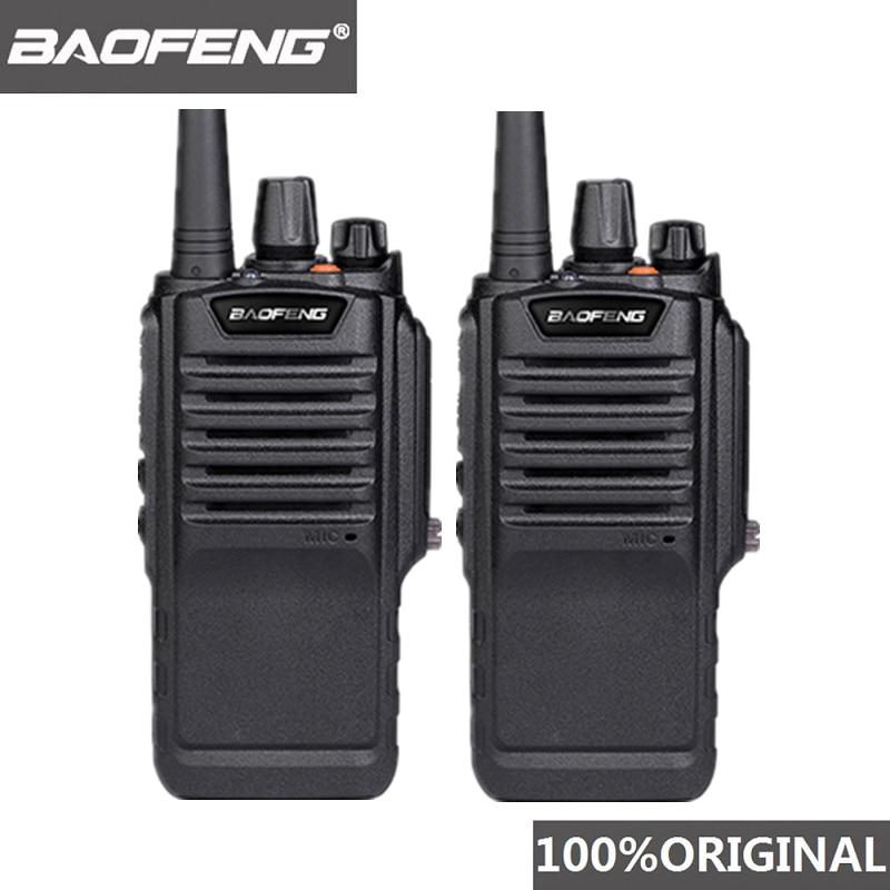 2pcs Baofeng BF-9700 High Power Walkie Talkie BF 9700 Long Range Walky Talky Professional Ham Radio Uhf Radio Comunicador 10 Km