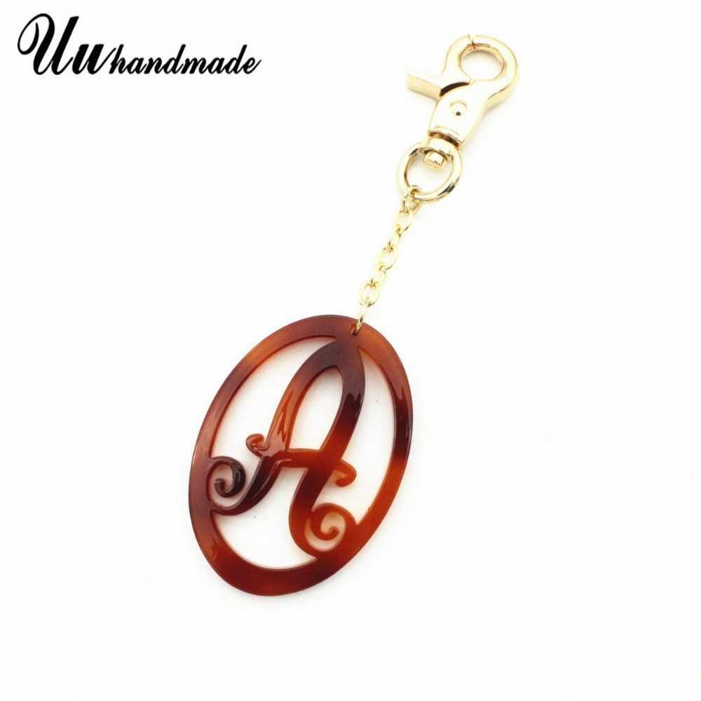 Chìa khóa sang trọng chuỗi phụ nữ Thư keychain chaveiro vòng chaveiro llavero llaveros chủ leutelhanger keyring chaveiro para carro