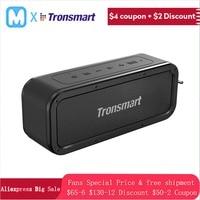 Tronsmart Element Force Bluetooth Speaker Portable Wireless speaker for phones with NFC mic IPX7 Waterproof 40W mini speaker