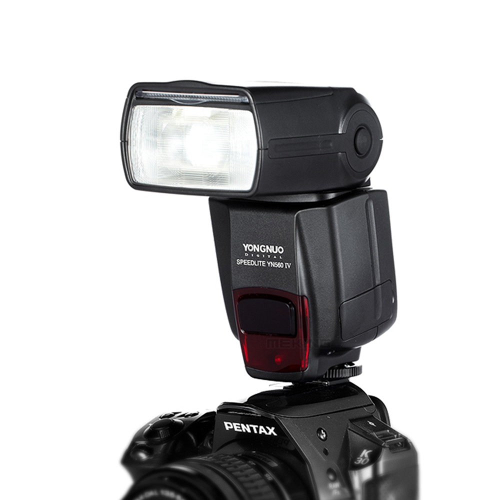 Yongnuo YN-560 IV YN560IV YN560 IV Universel Sans Fil Flash Speedlite Pour Canon Nikon Pentax Olympus Fujifilm Panasonic Sony A99 - 5
