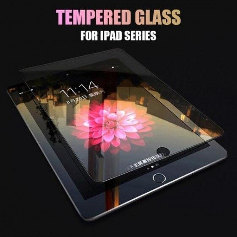 Gehärtetem Glas Für Apple Ipad 9,7 Zoll 2018 2017 Pro 10,5 Pro 11 Glas Film Für Ipad Air 2 Mini 1 2 3 4 Screen Protector Film Tablet-zubehör