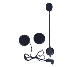 1 pc Earphone Earpiece& Microphone For BT-S2 BT-S1 1000m Bluetooth Intercom Motorcycle Helmet Headset