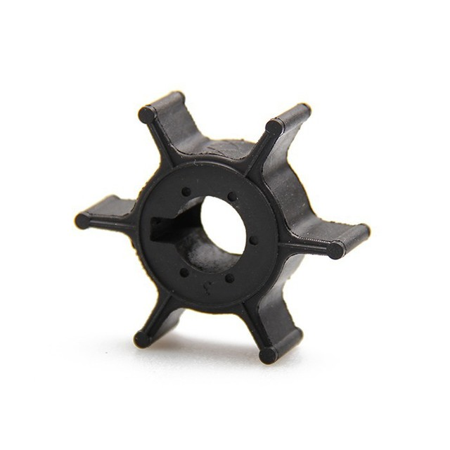 US $7 79 6% OFF|Factory Sale Outboard Parts Impeller for Yamaha 4HP  Outboard Motor Water Pump 6E0 44352 00 00 6EO 44352 003-in Engine Cooling &