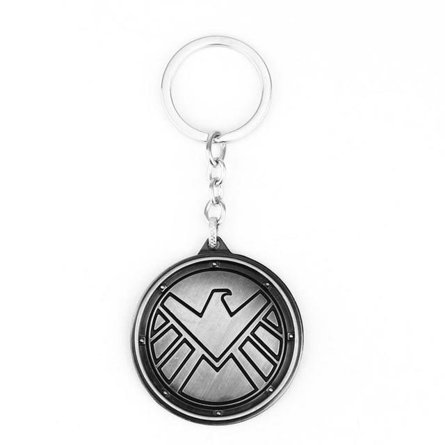 ... dongsheng The Marvel Avengers Agents of S.H.I.E.L.D. Keychain Shield  Badge Key Chain -50 offer discounts  Tesseract ... 8b95f1e1c