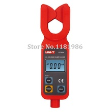 UNI-T UT255A Digital Portable 600A & 69KV High Voltage Leakage Current Clamp Meter Tester uni t ut216a ut216b ut216c digital clamp meter non contact voltage detection with led indication 600a ac current measurement