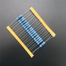 20pcs 2W Metal Film Resistor 1k ohm 1KR +/- 1% RoHS Lead Free In Stock DIY KIT PARTS resistor pack resistance(China (Mainland))
