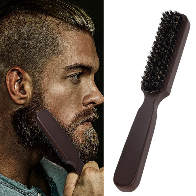 Men Shaving Brush Best Horsehair shaving  bowl Wood Handle Razor Barber Tool beard yaqi brush brosse barbe scheerkwast 2019 #61