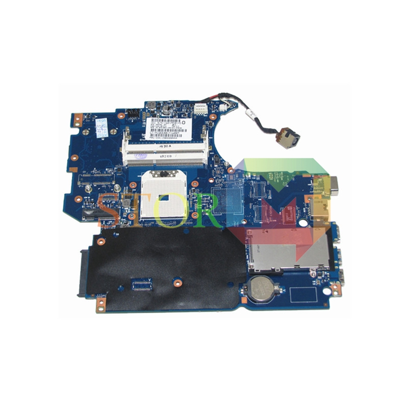 NOKOTION for hp probook 4535s laptop motherboard 654308-001 socket fs1 ddr3 for hp laptop motherboard 6570b 686976 001 motherboard 100% tested 60 days warranty