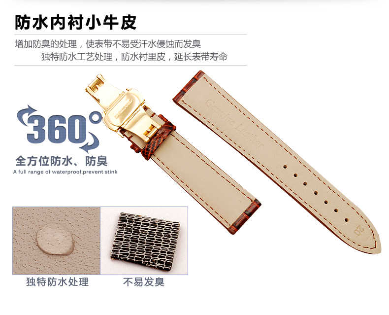 18 20 22 24 мм мягкая текстура под ящерицу кожаные часы с принцем принцесса Тип Военный флаг спортивный браслет для мужчин и женщин