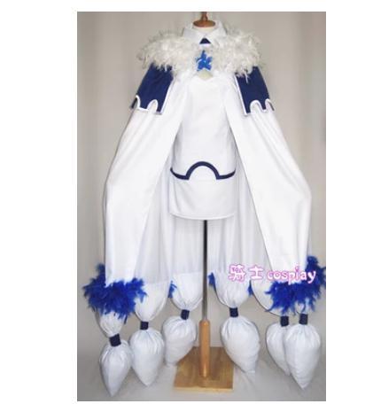 Бесплатная доставка Fairy Tail саблезубого Celestial мастер Yukino Aguria аниме Косплэй  ...