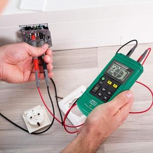 Image 4 - MS6818 Draht Tracker Test Kabel Netzwerk Tragbare Telefon Kabel Locator Unterirdischen Rohr Detektor Kabel Toner Finder