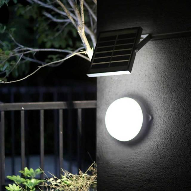 Solar Led Lampe Licht Wandleuchte Lampen Solar Straße Lampe Flurbeleuchtung  Solar Panel Fernbedienung Außenbeleuchtung Lumina