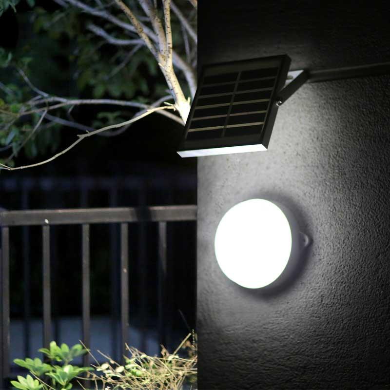 Solar Led Lamp Light Wall Lamp Ceiling Lamps Solar Road Lamp Corridor Lights Solar Panel Remote Control Outdoor Lighting Lumina