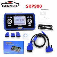Hot Sale Free DHL V5.0 Original SuperOBD SKP900 auto key programmer Life time Free Update Online Support Almost All Cars