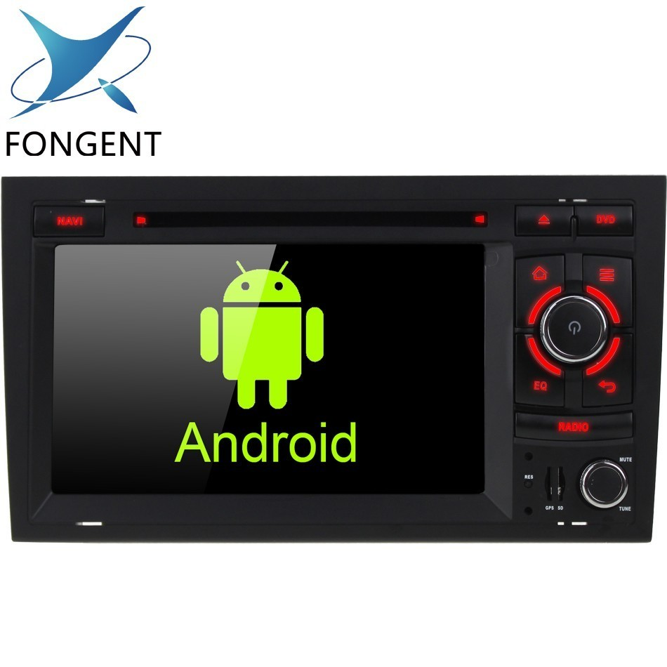 цена for Audi A4 B6 B7 S4 RS4 SEAT Exeo 2002 - 2012 Android Unit Car Intelligent Entertainment Multimeida Auto Radio 2din DVD Player