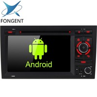 for Audi A4 B6 B7 S4 RS4 SEAT Exeo 2002 2012 Android Unit Car Intelligent Entertainment Multimeida Auto Radio 2din DVD Player