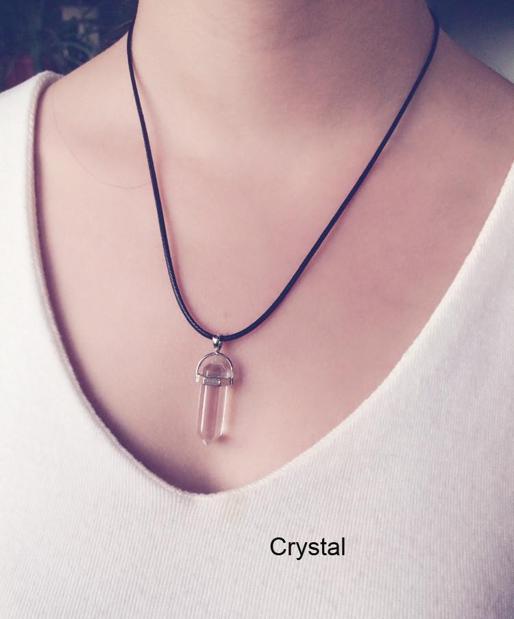 quartz necklace 4.69USD (15)