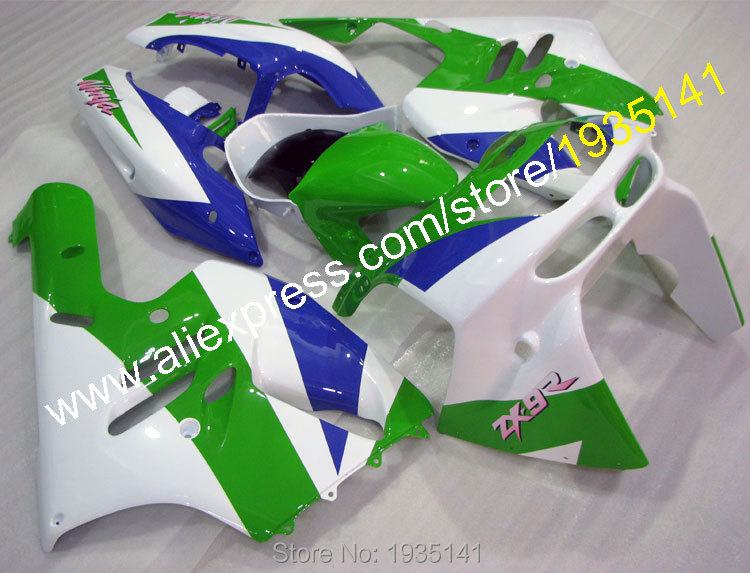 Hot Sales,For Kawasaki ZX6R NINJA fairing kits ZX-6R 636 1994 1995 1996 1997 multicolor bodywork ZX636 Cowling 94 95 96 97 ZX 6R