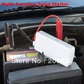 Multi-Function Jump Starter can be used for car and mobile phone notebook PDA MP3 MP4 with Leather bag Freeshipping 14 AAA
