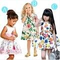 Baby Girl Dresses 2015 Brand Girls Summer Dress Kids Clothes Vestidos Princess Children Dress Kids Dresses for Girls Clothes