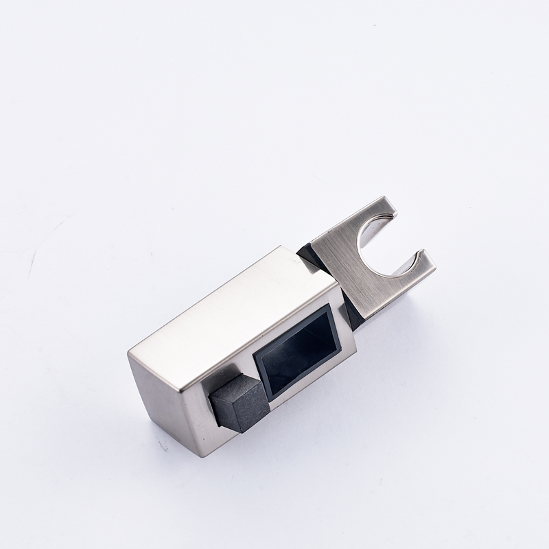 ABS Chrome /Nickel Shower Head Rail Slider Holder Bathroom ...