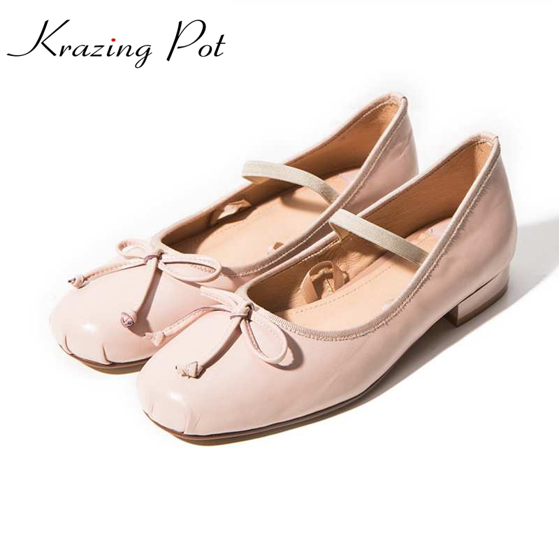 2017 fashion flats round toe genuine leather superstar sweet shallow dance ballet women shoes ankle lace up casual cozy shoe L29 2017 new women shoes genuine leather casual shoes flats breathable lace up soft fashion brand shoes comfortable round toe white