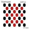 Vamson 16pcs/set Flat Surface Mount Base+16pcs 3M Sticker Adhesive For Gopro Hero 5 4 3+ for Xiaomi for Yi for SJ400 VP106N