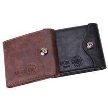 Short Men Wallet