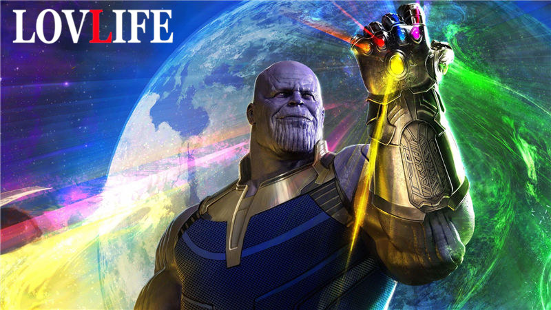 Thanos Fist Keychain (17)