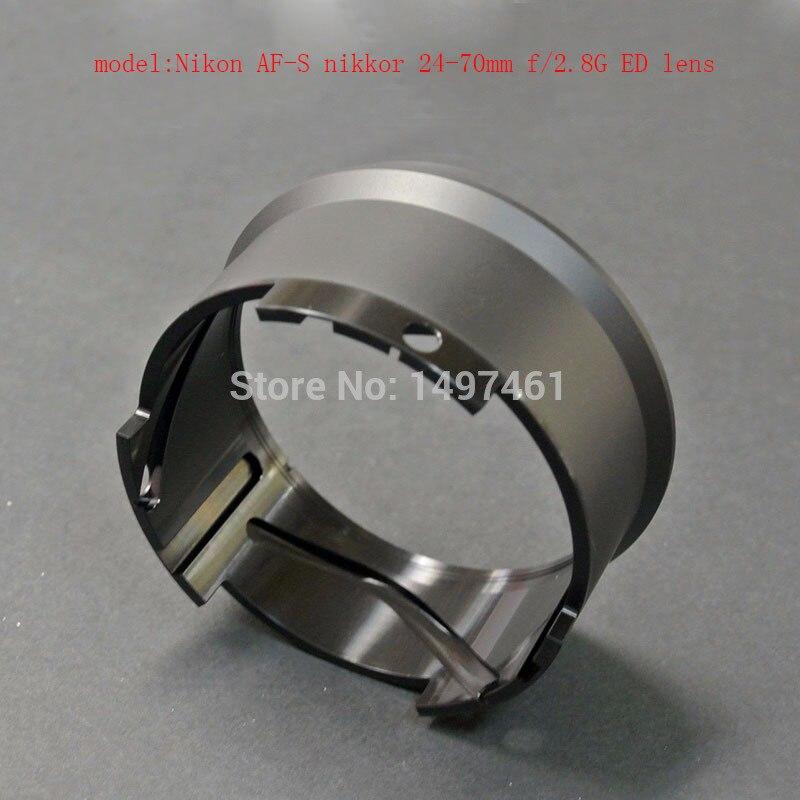Front guide rail side barrel Repair parts For Nikon AF S nikkor 24 70mm f 2