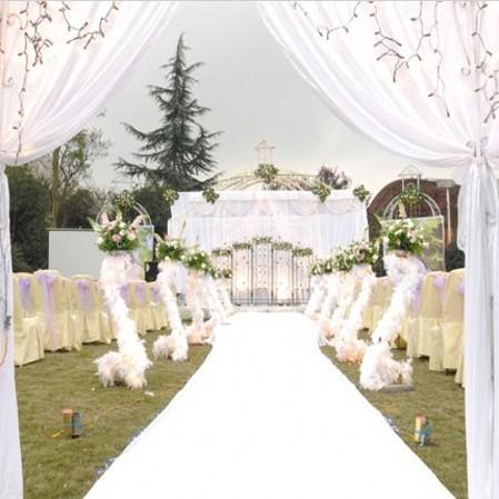 Buy wedding carpet 1m width 25 m roll for Where can i buy wedding decorations