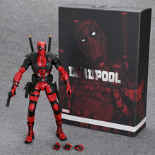 FIRE TOY Deadpool PVC Action Figure Collectible Model Toy 10″ 27cm Retail Box WU124