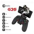 Gamesir originais g3s 2.4 ghz wireless controller gamepad bluetooth para caixa de tv android smartphone tablet pc engrenagem vr com suporte