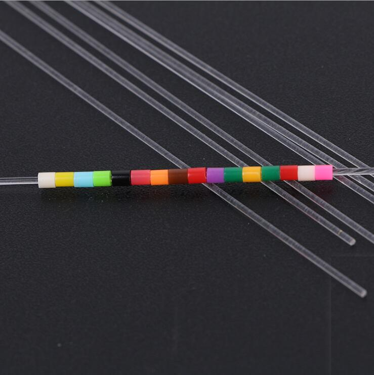 Yant Jouet Acrylic Rod 200mm Rod 10 For Accessories Connectors With Hama Beads Perler Beads Three-dimensional Modeling