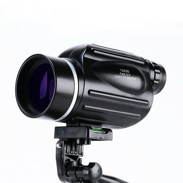 GOMU 13x50 teleskopu Monokulyar Rangefinder Suya davamlı - Düşərgə və gəzinti - Fotoqrafiya 5