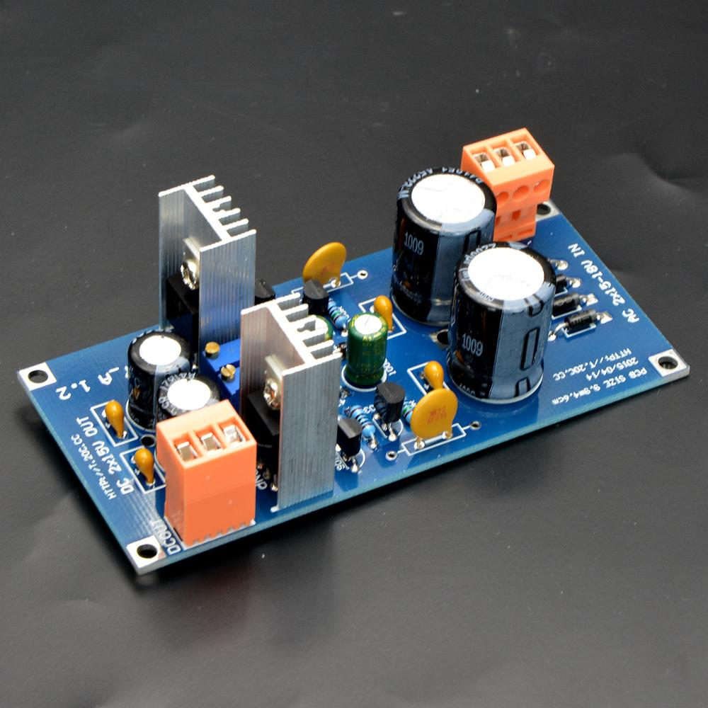 This Shop Dac Special Front Stage Analog Decoder Amp Discrete Power Voltage Regulator Board Adjustable Supply In Tool Accessories From Tools On