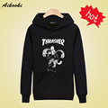 New!! Hooded Thrasher Hoodies Sweatshirt Men Brand Fashion in High Quality Mens Hoodies and Sweatshirts Hip Hop xxs-3xl Fashion