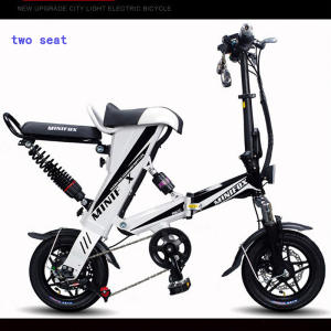 ENGWE 2018 MINI bike Folding Electric Bike 48V12A/48V8. 8A Lithium Battery 12